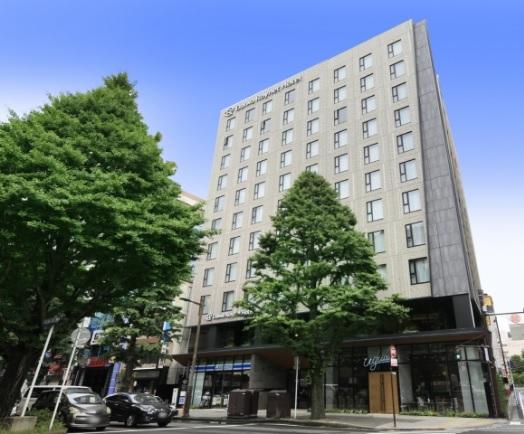ダイワロイネットホテル仙台一番町外観
