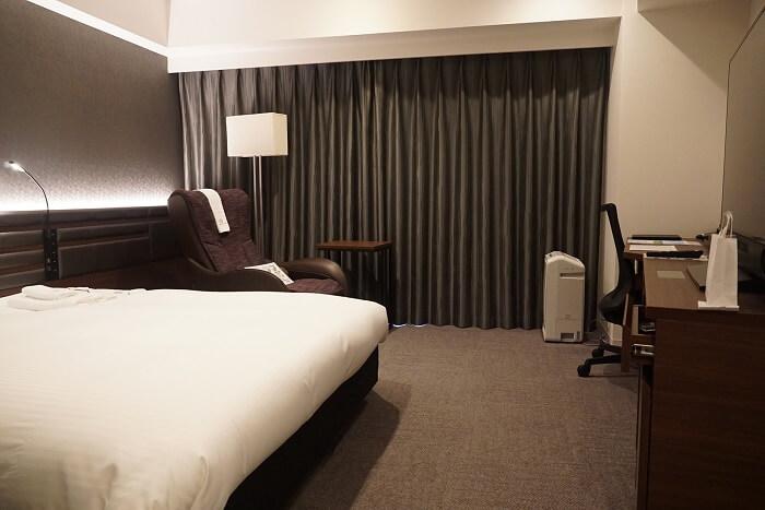 ダイワロイネットホテル仙台一番町 リラックスダブルルーム